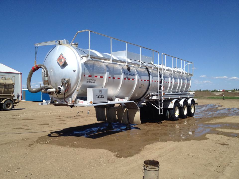 Dirty Tanker is now clean tanker-tanks to Pressure Force